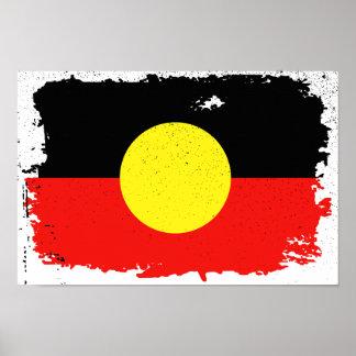 Aborigine Poster