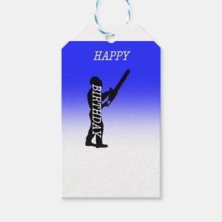 Aborist Tree surgeon Birthday present gift. Gift Tags