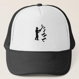 Aborist Tree surgeon Birthday present gift. Trucker Hat