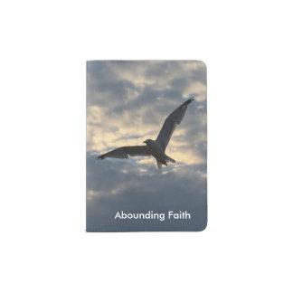 Abounding Faith Bird - Passport Holder