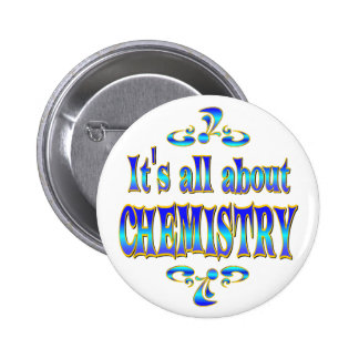 ABOUT CHEMISTRY PIN