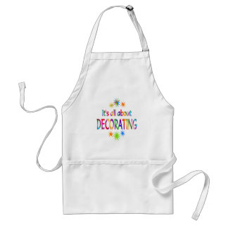 About Decorating Apron