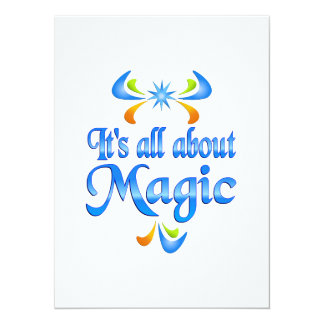 About Magic Personalized Invites