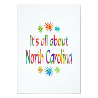 About North Carolina Custom Announcements