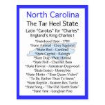 About North Carolina Postcards