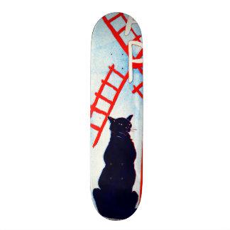 About Paris Advertisement 1895 Skateboard Decks