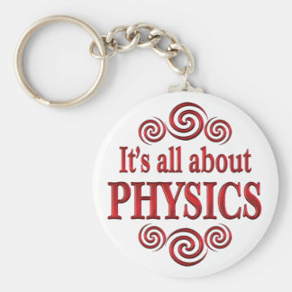 About Physics Keychain