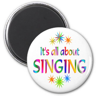 About Singing Magnet
