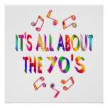 About the 70s print