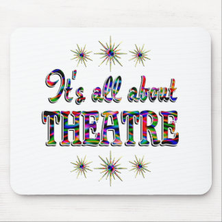 About Theatre Mouse Pad