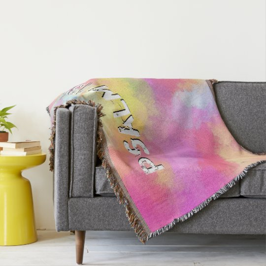 Above All Throw Blanket
