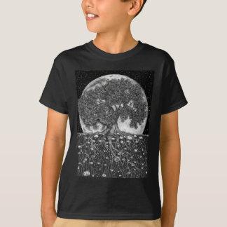 Above and Below 600 DPI T-Shirt