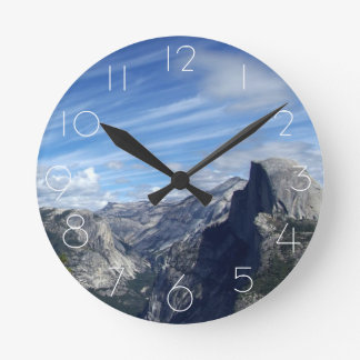 Above Half Dome Wallclocks