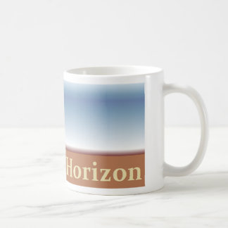 Above Horizon Coffee Mug