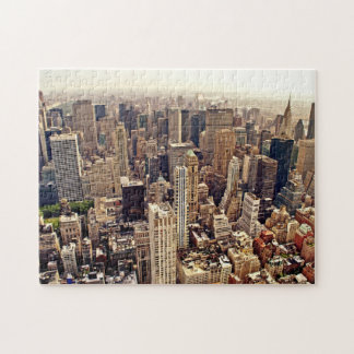 Above New York City Puzzle