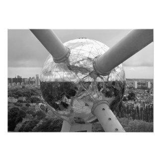 …above the city photo print