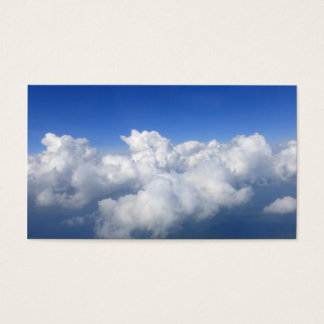 above the clouds 03 business card