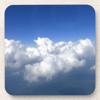 Above the clouds 03 drink coasters