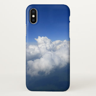 above the clouds 03 iPhone x case