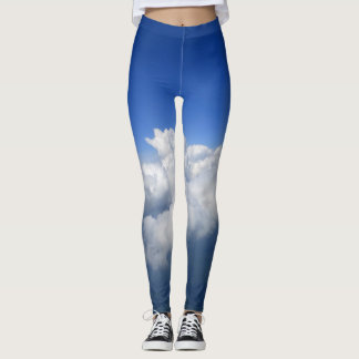 above the clouds 03 leggings