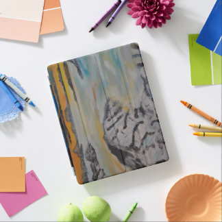 Above the clouds iPad cover