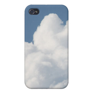 Above the Clouds iPhone 4/4S Cover