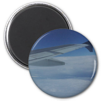 Above the Clouds Refrigerator Magnets
