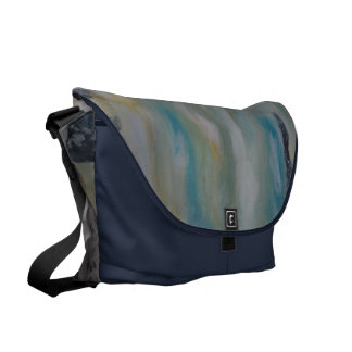 Above the clouds messenger bag