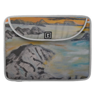 Above the clouds sleeve for MacBooks