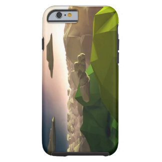Above the clouds tough iPhone 6 case