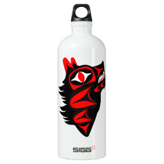 Above the Rim Water Bottle