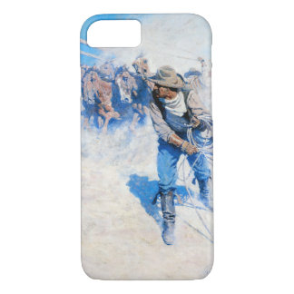 Above the Sea of Round iPhone 8/7 Case