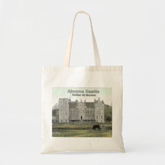 Aboyne Castle  – House of Gordon Tote Bag