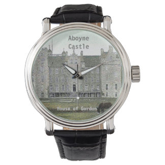 Aboyne Castle  – House of Gordon Watch