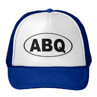 ABQ Albuquerque New Mexico Cap