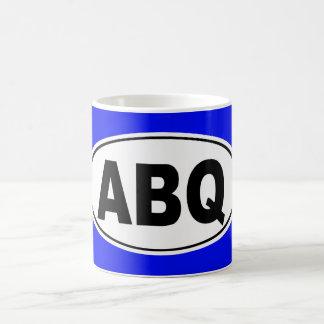 ABQ Albuquerque New Mexico Coffee Mug