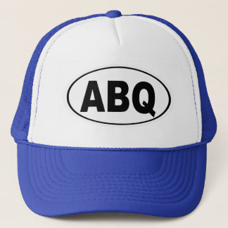 ABQ Albuquerque New Mexico Trucker Hat