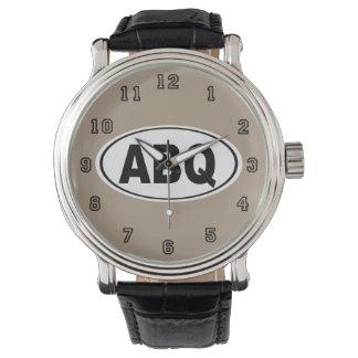 ABQ Albuquerque New Mexico Wristwatch