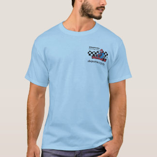 ABQ karting club T-Shirt color