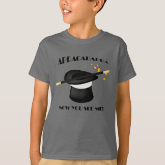 Abracadabra Magic Magician  Visable T-shirt