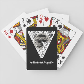 Abracadabra Playing Cards