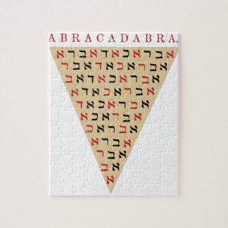 Abracadabra Puzzles
