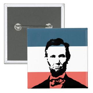 Abraham Lincoln 16th President Pins