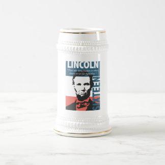 Abraham Lincoln 16th President Coffee Mugs