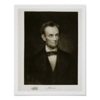Abraham Lincoln, 16th President of the United Stat Poster