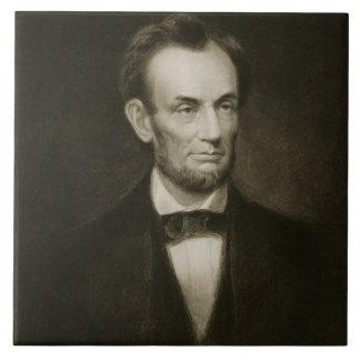 Abraham Lincoln, 16th President of the United Stat Ceramic Tiles