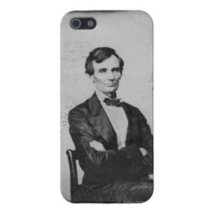 Abraham Lincoln 1860 iPhone Case