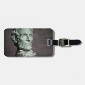 Abraham Lincoln - 7h7 Bag Tag