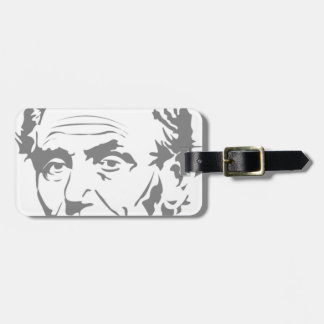 Abraham Lincoln Bag Tag
