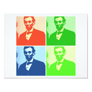 Abraham Lincoln Card
